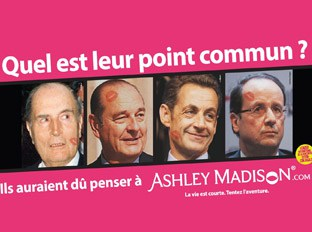 Ashley Madison va-t-il devenir le nouveau Gleeden