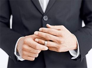 homme marié