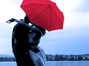 Parapluie amour