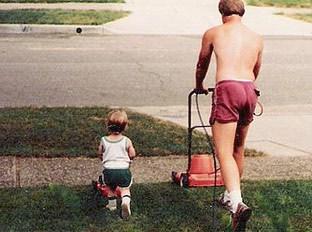 le succès des hommes pères