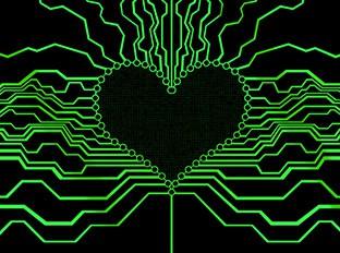 les nouveaux moyens de communication au service de l'amour