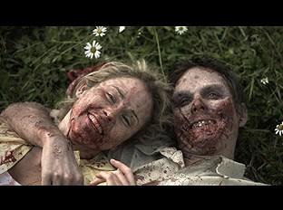 rencontre entre zombies